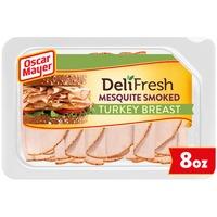 Oscar Mayer Delifresh Mesquite Turkey Breast, 98% Fat Free, Gluten Free