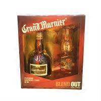 Grand Marnier Orange Liqueur Gift Set