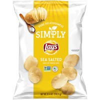 Lay's Simply Sea Salted Thick Cut Potato Chips