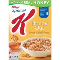 Kellogg's Special K Honey Oat Cereal