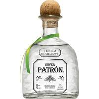 Patrón Silver Patron Tequila 100% De Agave