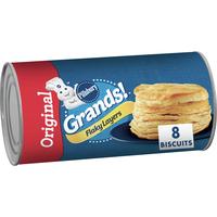 Pillsbury Grands! Flaky Layers, Original Biscuits, 8 Count