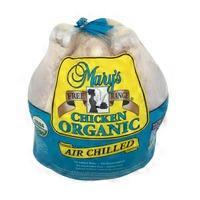 Mary's Free Range Organic Whole Chicken