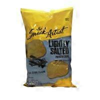 The Snack Artist Lightly Salted Potato Chips
