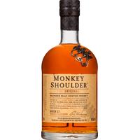 Monkey Shoulder Whisky, Blended Malt Scotch