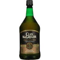 Clan MacGregor Whisky, Blended Scotch
