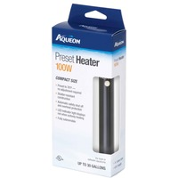 Aqueon Preset Heater 100 W Compact Size
