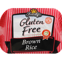 Food for Life Bread, Gluten Free, Brown Rice
