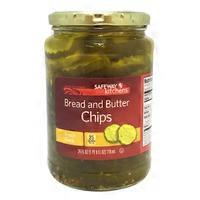 Signature Kitchen Bread & Butter Pickle Chips