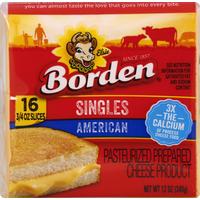 Borden Singles American