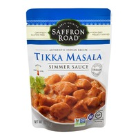 Saffron Road Simmer Sauce Tikka Masala