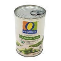 O Organics Organic Cut Green Beans