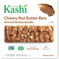 Kashi Almond Snickerdoodle Chewy Nut Butter Bars