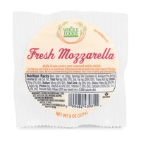 Whole Foods Market Fresh Mozzarella Ball