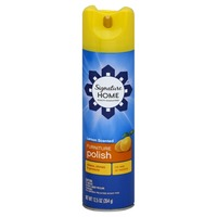 Signature Home Lemon Aerosol Furniture Polish