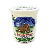 Seven Stars Farm Low-Fat Plain Yogurt