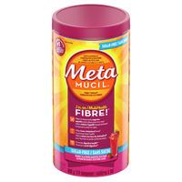Metamucil 3 In 1 Multihealth Fibre! Sugar-Free Fiber Suplement Powder, Berry