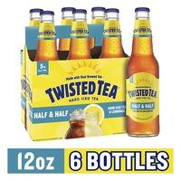 Twisted Tea Half & Half, Hard Iced Tea