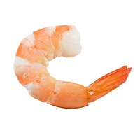 26/30 Count Extra Large Cooked Shrimp in Clear Bag