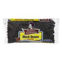 Madame Gougousse Beans Black