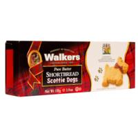 Walkers Shortbread Shortbread Scottie Dogs