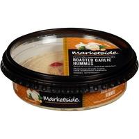 Marketside Roasted Garlic Hummus