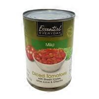 Essential Everyday Mild Diced Cilantro And Lime Tomatos