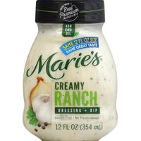 Marie's Dressing + Dip, Creamy Ranch
