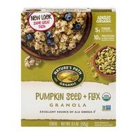 Nature's Path Organic Granola Pumpkin Seed + Flax