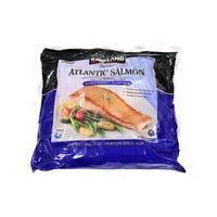 Kirkland Signature Farmed Atlantic Salmon Individually Wrapped