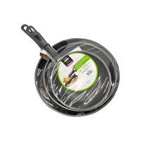 Family Chef 3-Piece Non-Stick Fry Pan Sets