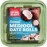 Bard Valley Coconut Medjool Date Rolls