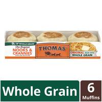 Thomas' Whole Grain English Muffins