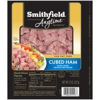 Smithfield Anytime Favorites Cubed Ham