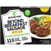 Beyond Meat Classic Plant-Based Patties