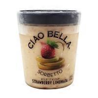 Ciao Bella Sorbet Strawberry Limonata