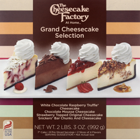The Cheesecake Factory Cake, Grand Cheesecake Selection