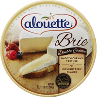 Alouette Double Creme Brie Cheese