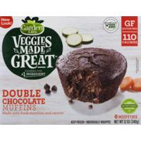 Veggies Made Great Veggies Made Great Muffins Double Chocolate