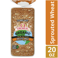 Oroweat Organic Thin-sliced Sprouted Wheat Bread