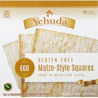 Yehuda Matzo-Style Squares Egg