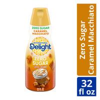 International Delight Sugar-Free, Zero Sugar Caramel Macchiato Coffee Creamer