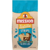 Mission Strips Tortilla Chips