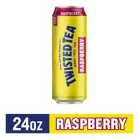 Twisted Tea Raspberry, Hard Iced Tea