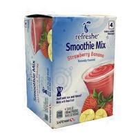Signature Kitchen Refreshe Strawberry Banana Smoothie Mix