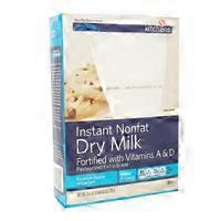 Signature Kitchen Instant Nonfat Dry Milk
