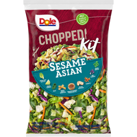 Dole Chopped Kit, Sesame Asian
