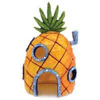 Penn-Plax Pineapple Home Nickelodeon Spongebob Aquarium Ornament