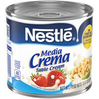 Media Crema Nestle  Table Cream