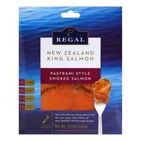 Regal Salmon, Smoked, Pastrami Style